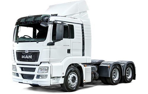 MAN TGS Range - Medium-haul, Long-haul - Man Truck & Bus ...