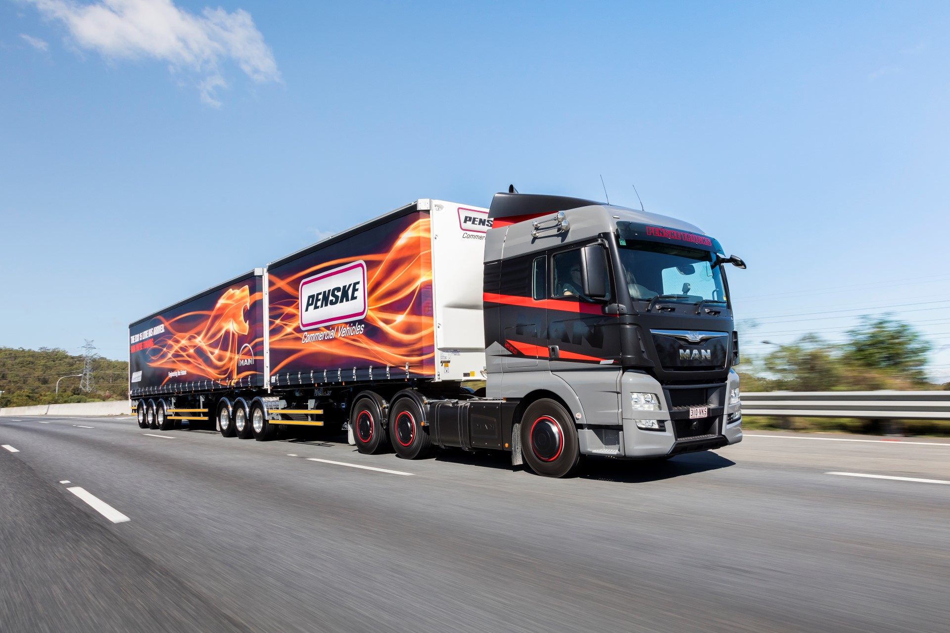 MAN TGX D38 - The Ultimate Heavy-duty truck - Man Trucks ...